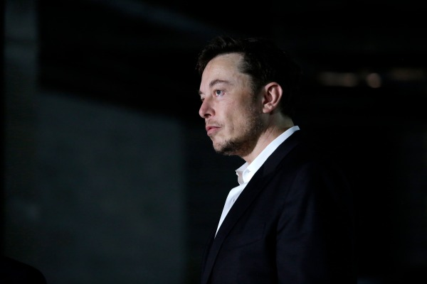 Elon Musk agrees to resign as Tesla chairman in settlement with SEC GettyImages 974732880