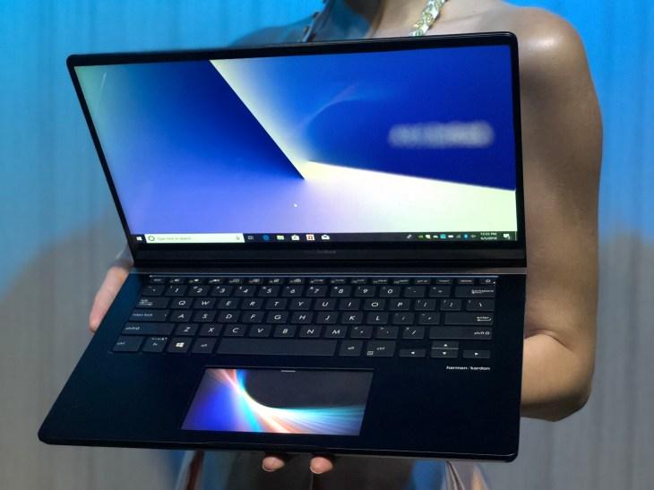 zenbook pro dual screen