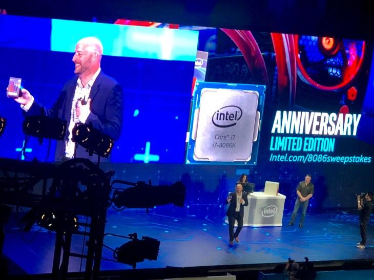Intel Computex 2018