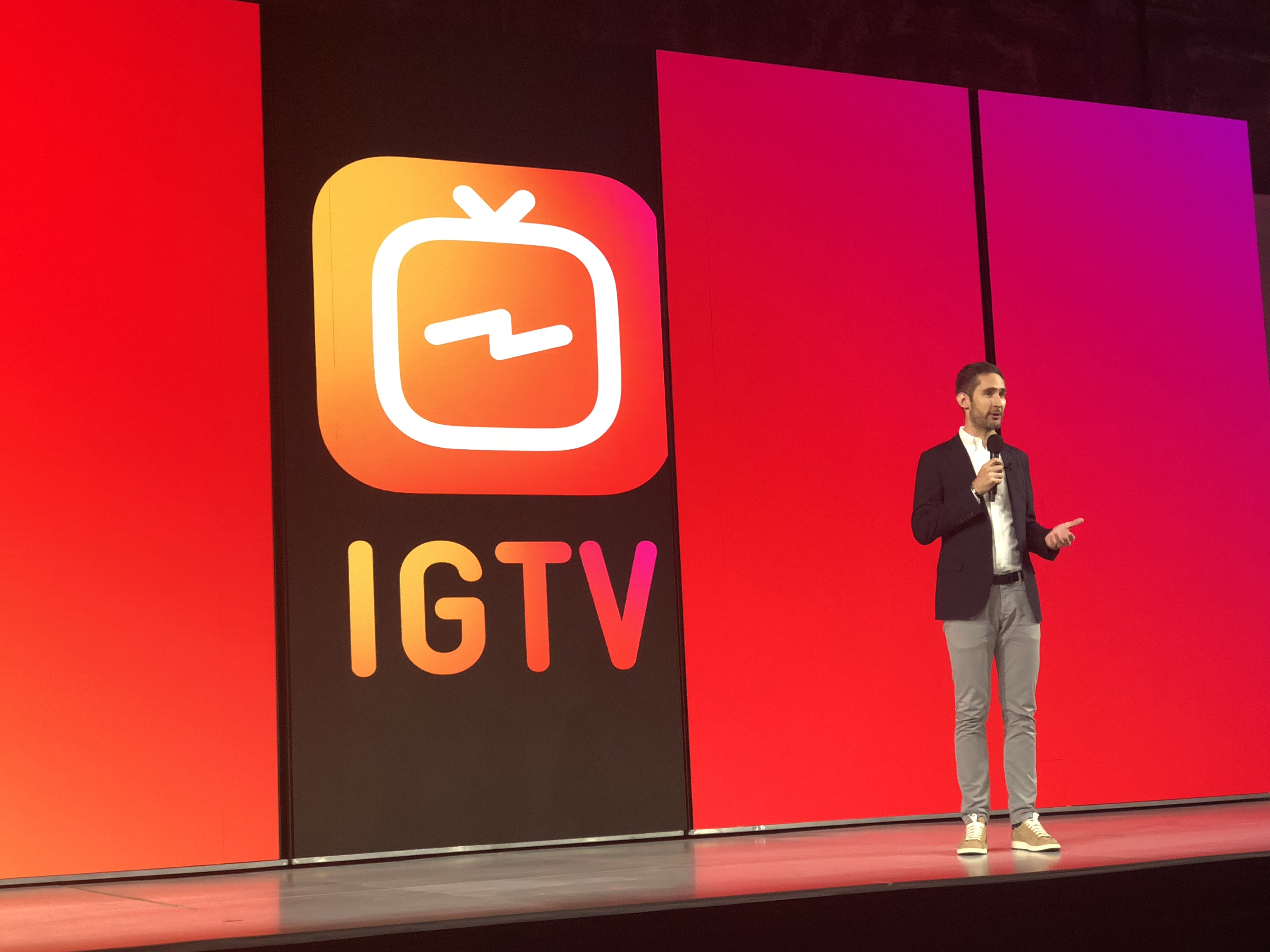 Instagram rivals YouTube, unveils 'IGTV' mobile app for hour-long videos