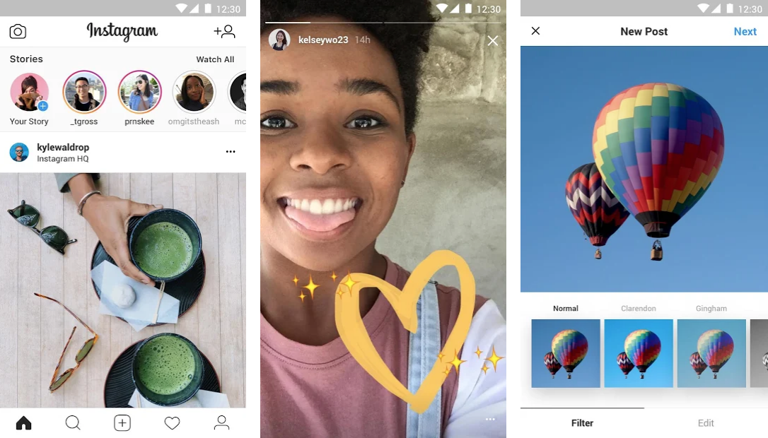 Instagram Lite Offers Photo Sharing on Android for 1/55th the App Size