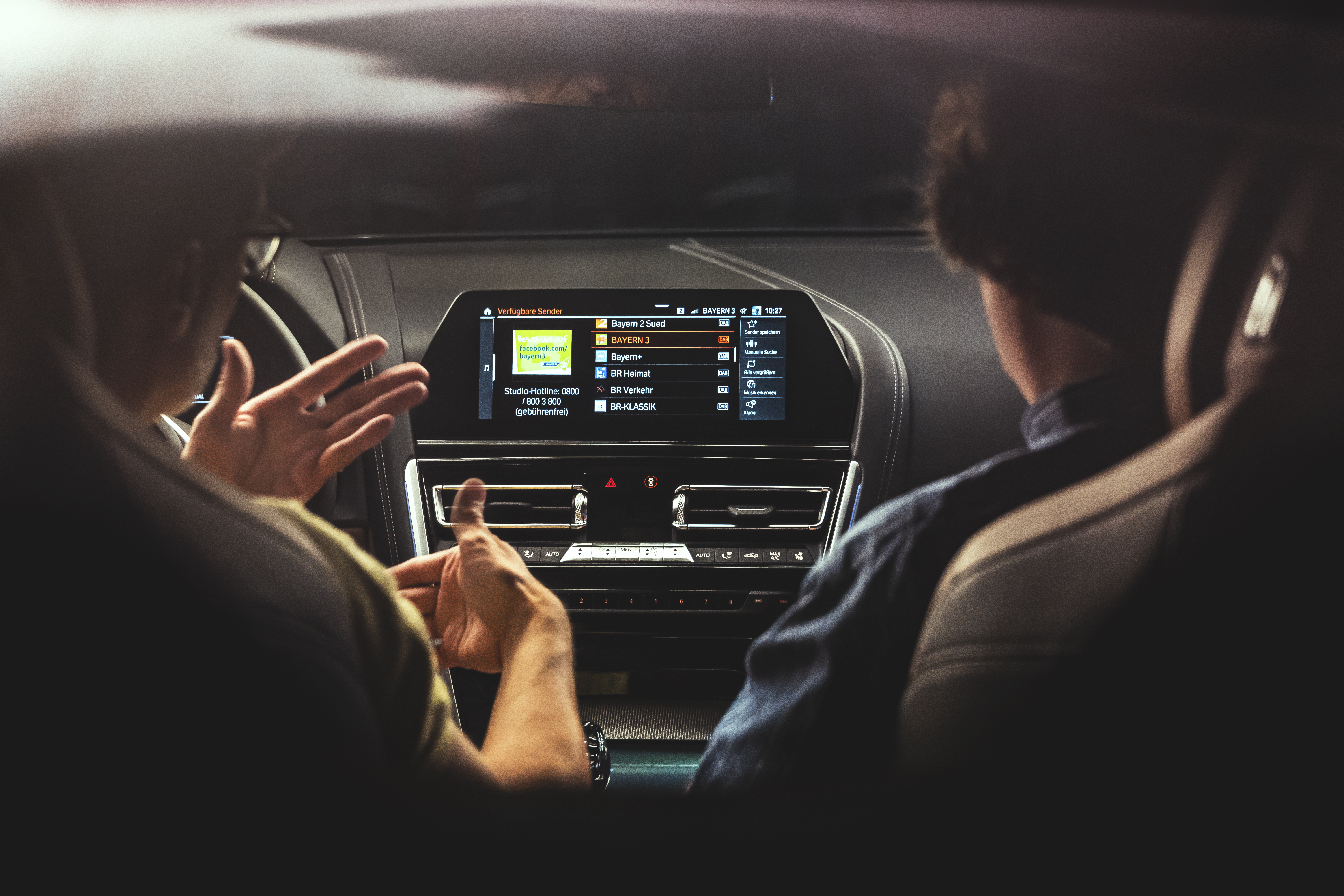 With Its New In Car Operating System, Bmw Slowly Breaks With