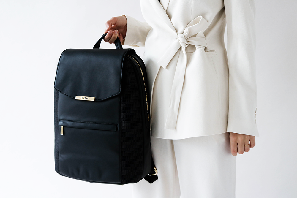 a7481d380a493 Bag Week 2018: P.MAI's women's leather laptop bag is luxury packed with  utility   TechCrunch