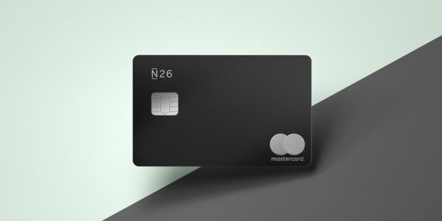 photo image N26 launches a revised metal card