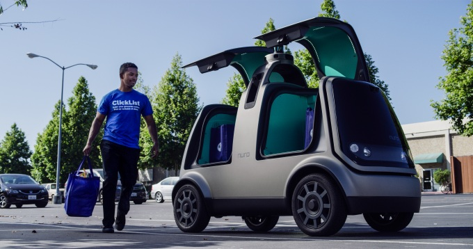 https://techcrunch.com/2018/06/28/self-driving-car-startup-nuro-teams-up-with-kroger-for-same-day-grocery-delivery/