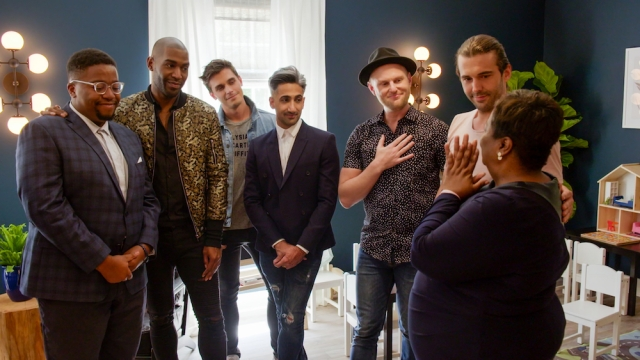 photo image Original Content podcast: 'Queer Eye' season two is even more of a tearjerker