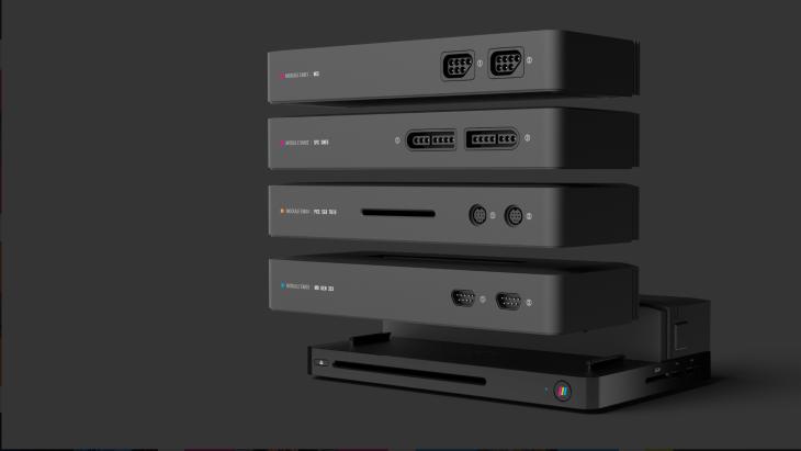 Playmaji is looking to bring its modular retro-gaming