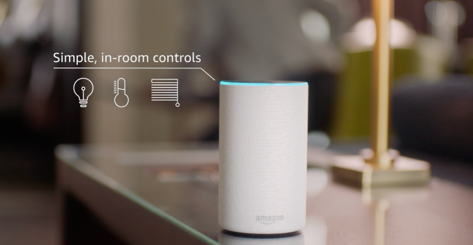 Amazon launches an Alexa system for hotels | TechCrunch