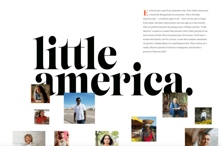 Image result for little america apple