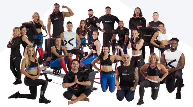 "Aaptiv raises $22M from Amazon, Disney and more for its ""Netflix for fitness"", now valued over $200M"