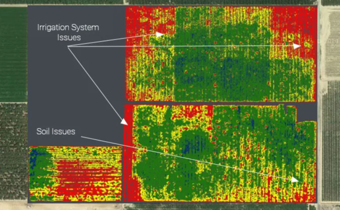 Ceres Imaging gets $25M to intelligently scan crops from above