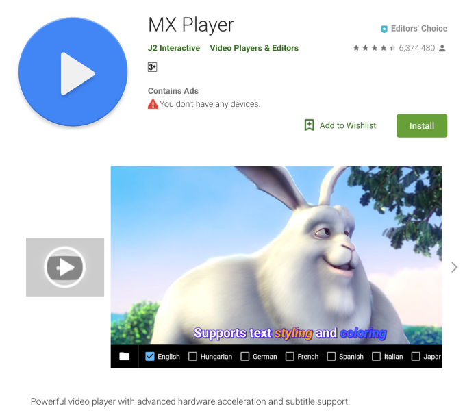 India's Times Internet buys popular video app MX Player for $140M to get into streaming