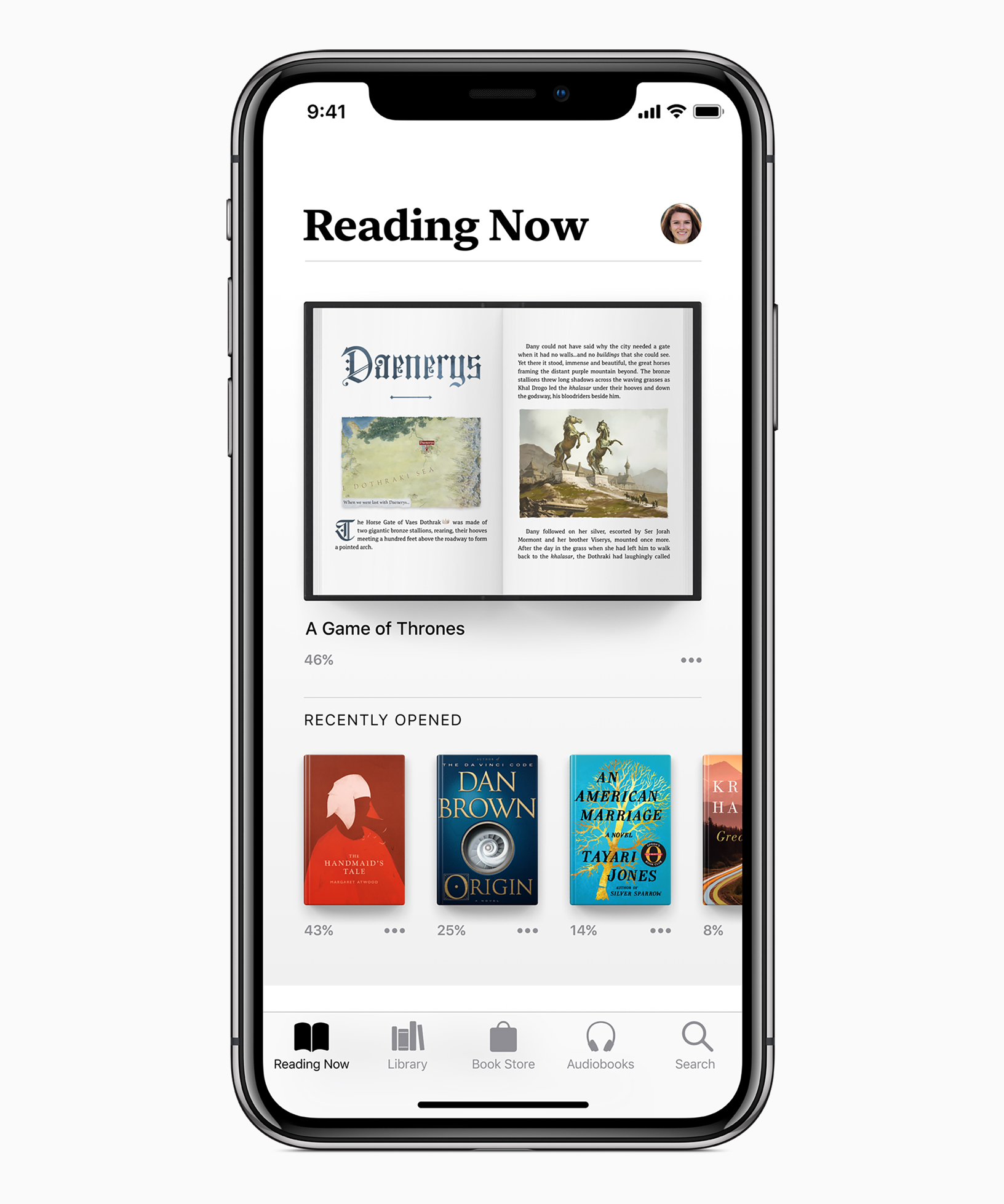 Apple previews the apple books app replacing ibooks on ios for Apple product book