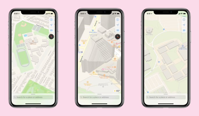 Apple's redesigned Maps app is available across the US, adds real-time transit for Miami