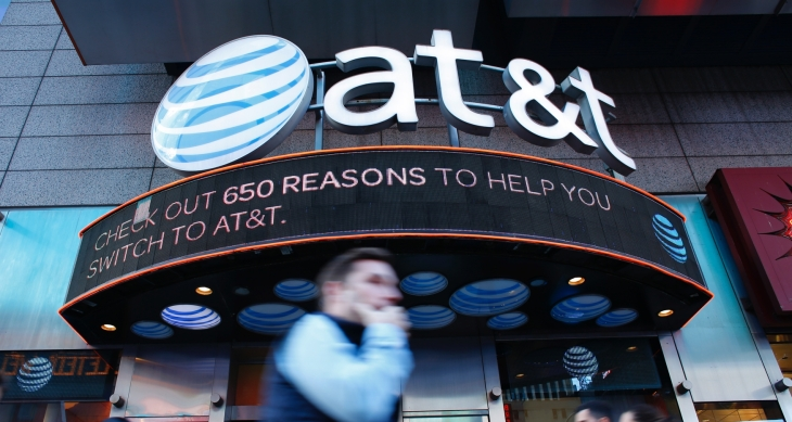 AT&T completes its acquisition of Time Warner att