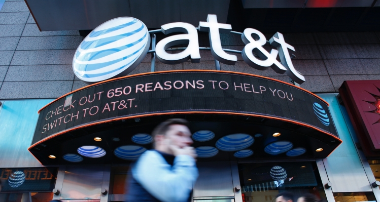 AT&T is now the sole owner of Otter Media