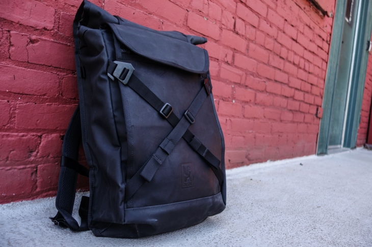 Bag Week 2018  Chrome s BLCKCHRM Bravo 2.0 backpack is a burly ... cba7ff398a044
