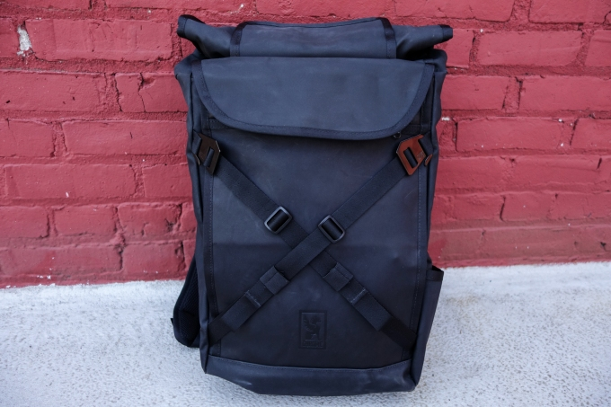 Bag Week 2018: Chrome's BLCKCHRM Bravo 2.0 backpack is a burly, stylish beast
