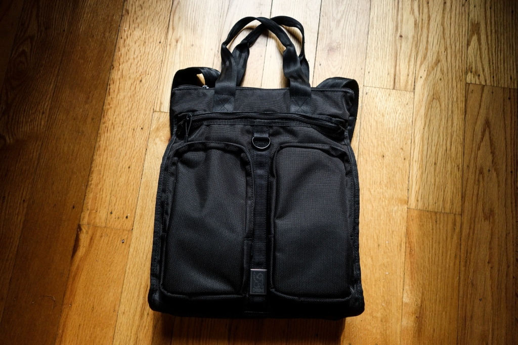 Bag Week 2018 Chrome S Mxd Pace Tote Is The Perfect Little Hybrid Backpack Techcrunch