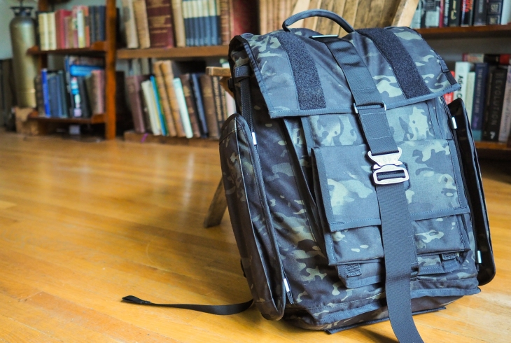 Bag Week 2018 Mission Work S Radian Rolltop Starts Simple But Grows Piece By