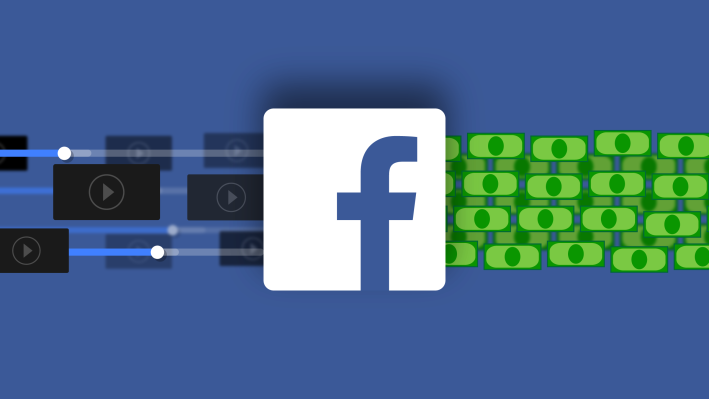 Facebook video money
