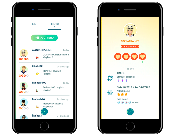 Pokémon GO is finally going to let players trade Pokémon