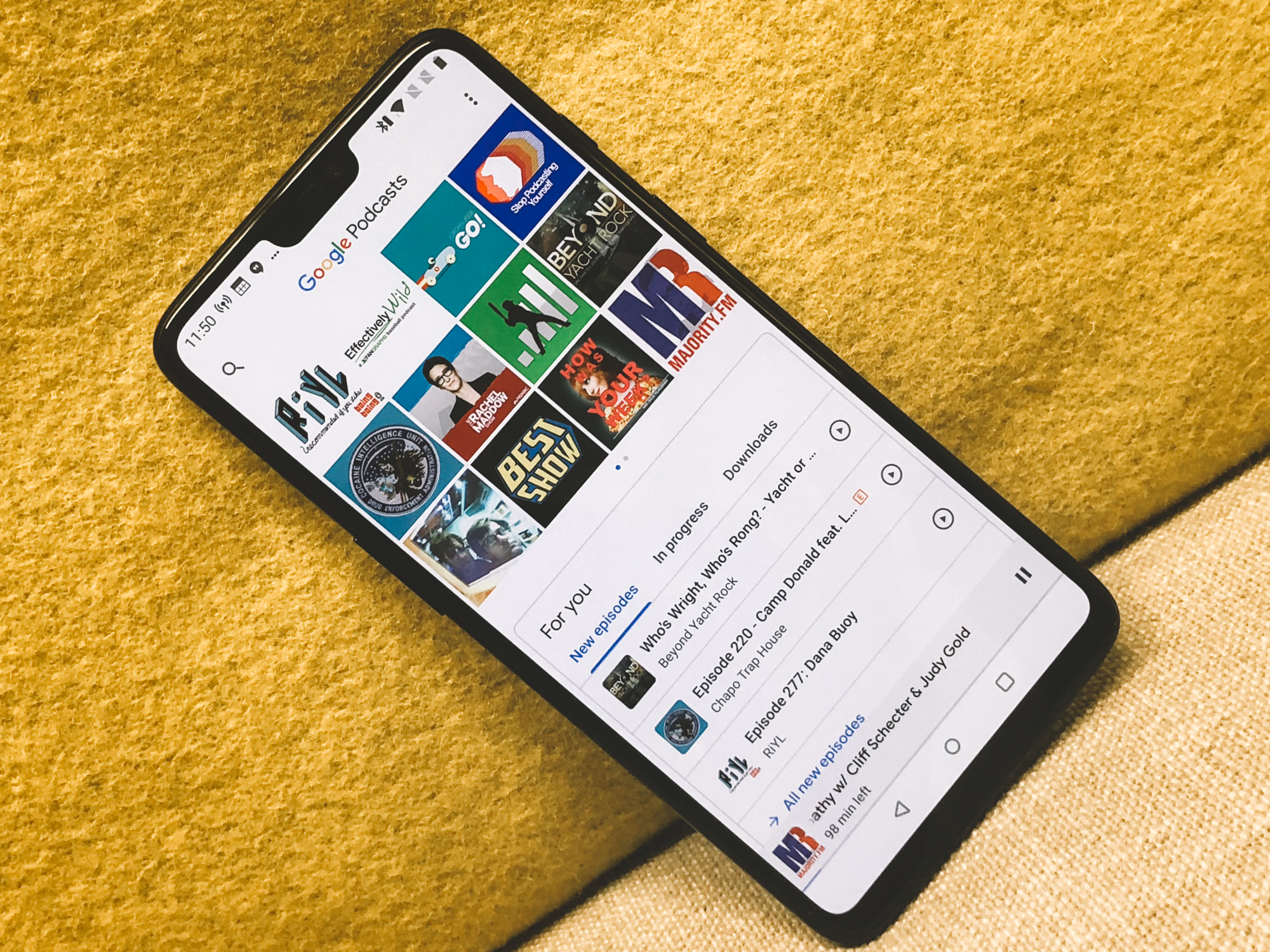Google Podcasts app review