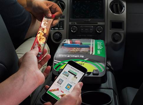 Grab drivers in Southeast Asia are now convenience stores, too