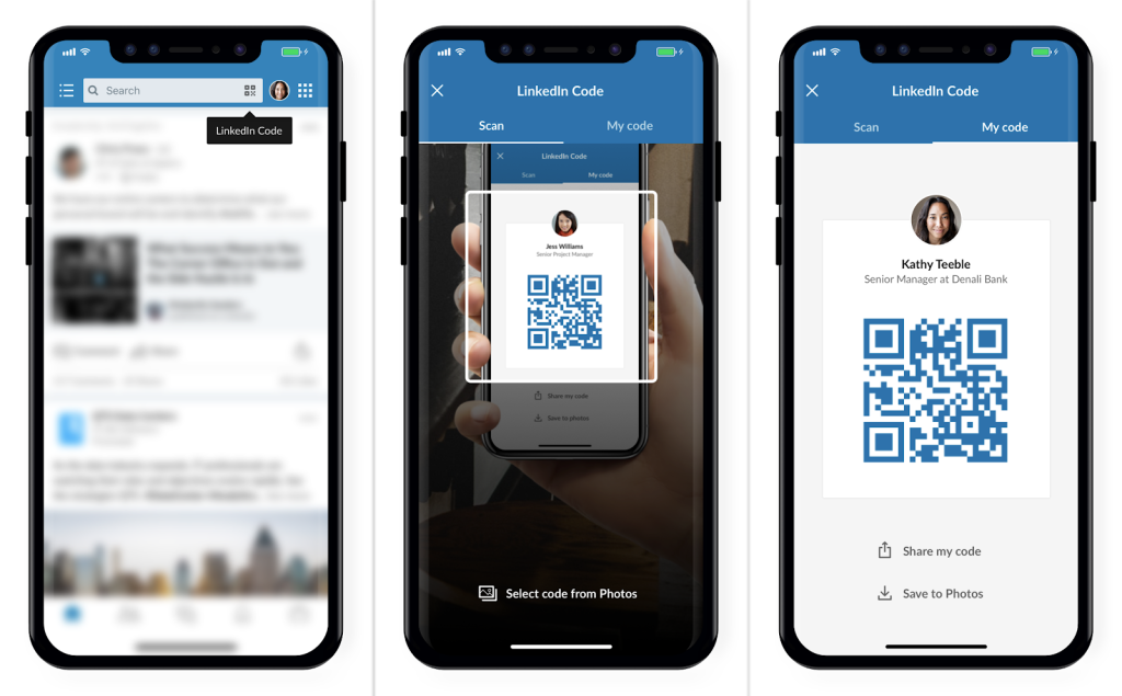 LinkedIn adds Microsoft-powered translations and QR codes to connect