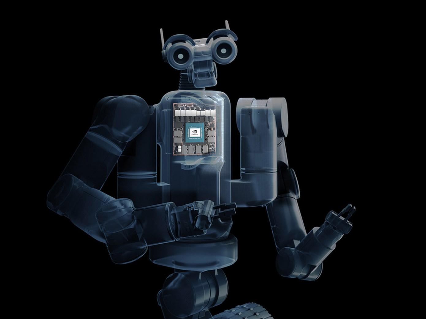 KI Plattform von Nvidia für Robotik.
