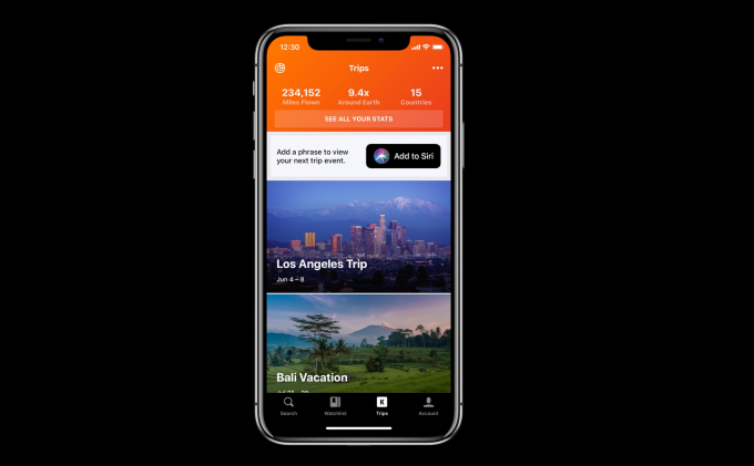 - kayak add to siri - Apple introduces the AI phone – TechCrunch