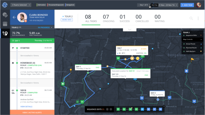 India's Locus raises $4M to expand its logistics management service worldwide
