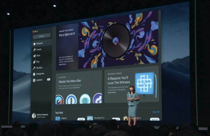 Apple aims to simplify the Mac App Store with a redesign