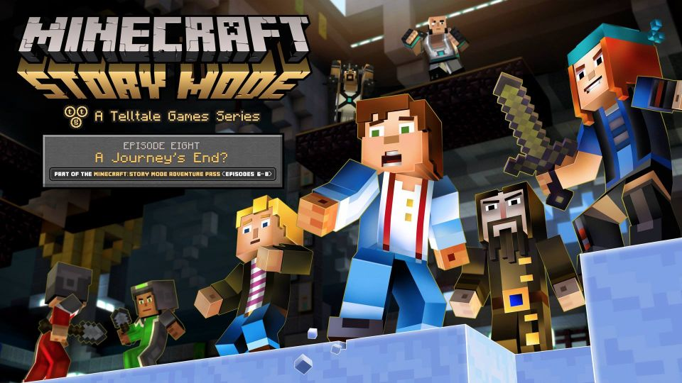 Minecraft: Story Mode is coming to Netflix