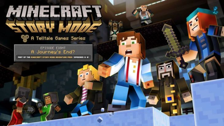 Netflix Is Adding An Interactive Minecraft Story To Its Lineup