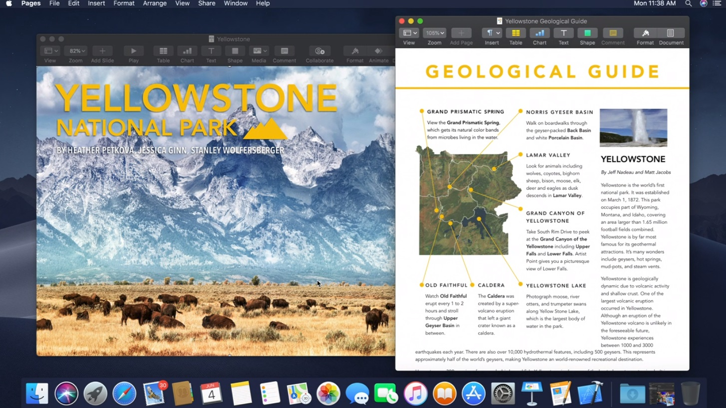 The next version of macOS is macOS Mojave | TechCrunch