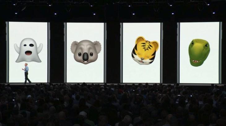 Ios 12 2 Beta Includes New Animojis And Fake 5g Logo