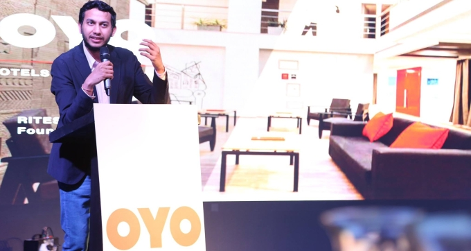Airbnb-backed OYO moves into Europe, acquires @Leisure from Axel Springer for $415M