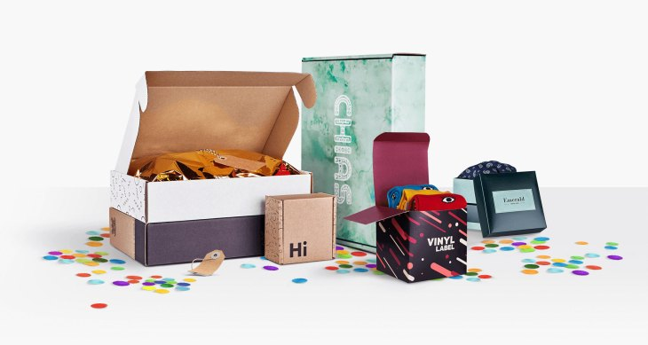 Image result for custom boxes