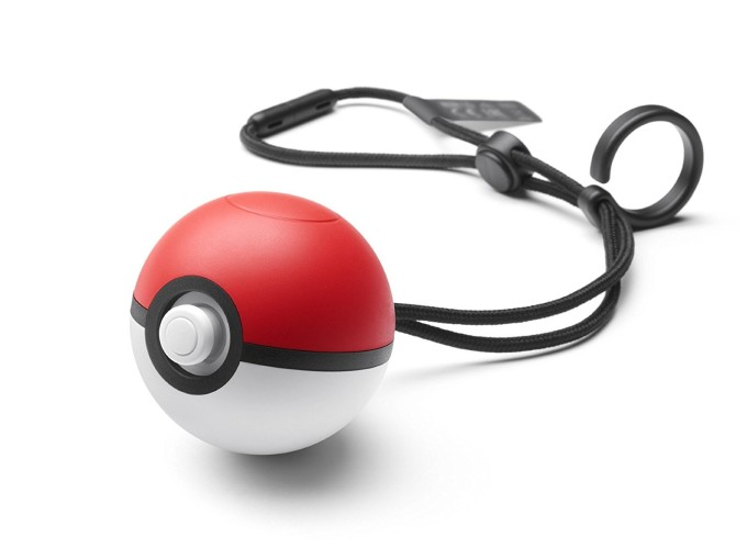 Hands-on with Nintendo's Poké Ball Plus