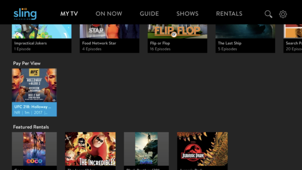 Sling TV revamps its service with a price hike, new free