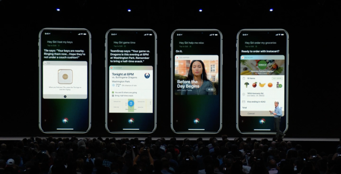 - siri suggestion examples - Apple introduces the AI phone – TechCrunch