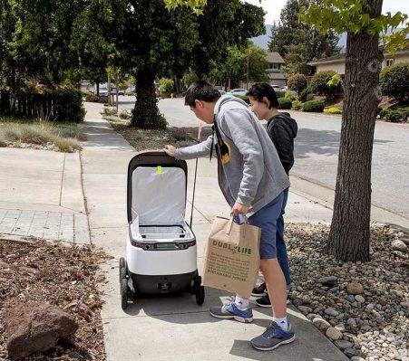 Self-driving robot delivery startup Starship Technologies raises $25 million