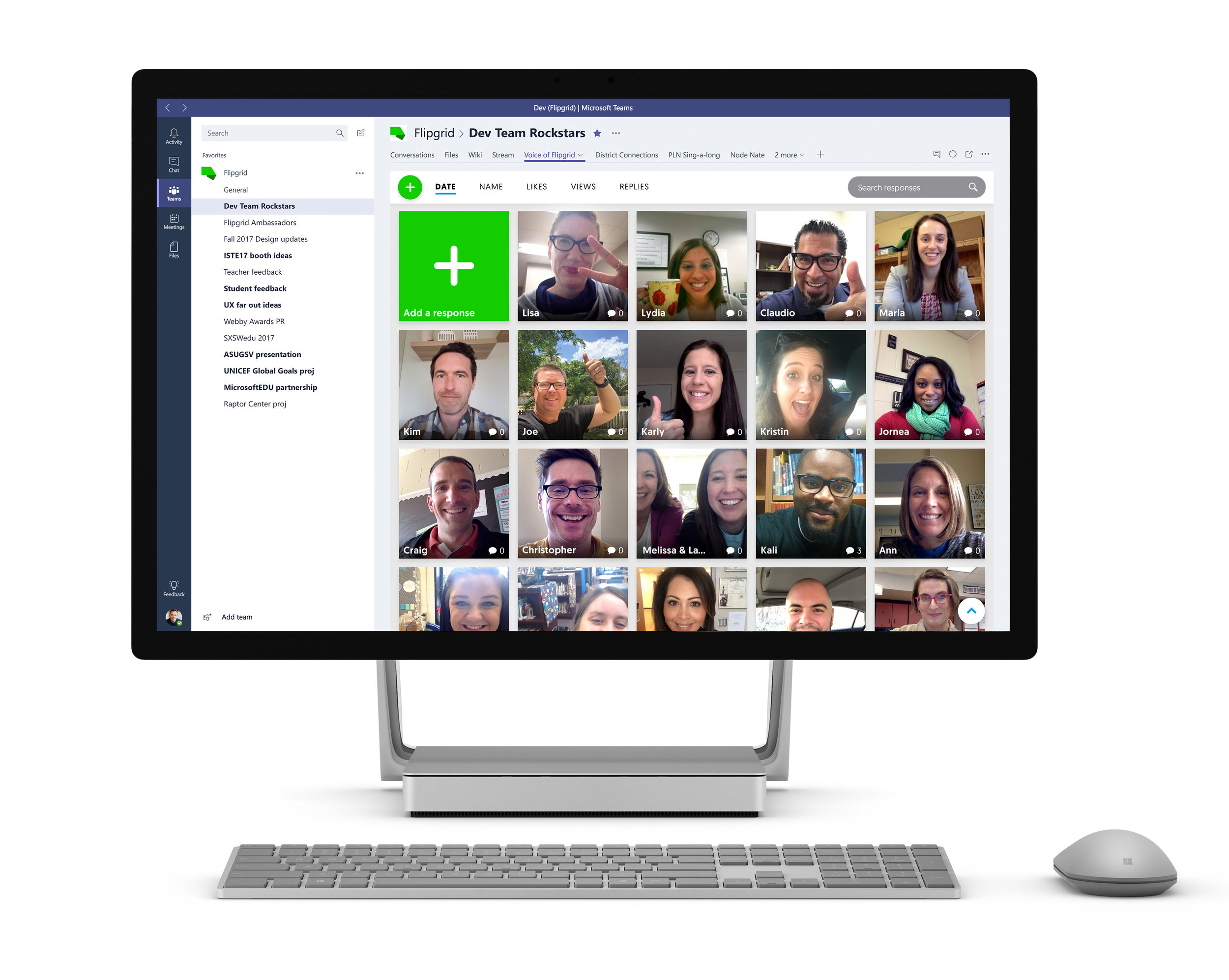 Microsoft acquires Flipgrid in social video push for education