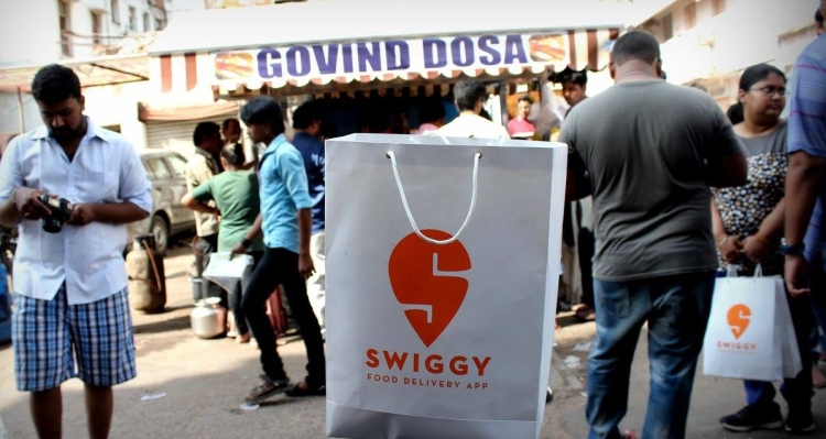 Indian food delivery startup Swiggy raises $210M at a $1.3B valuation