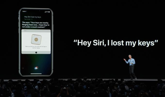 - tile ringing through siri - Apple introduces the AI phone – TechCrunch