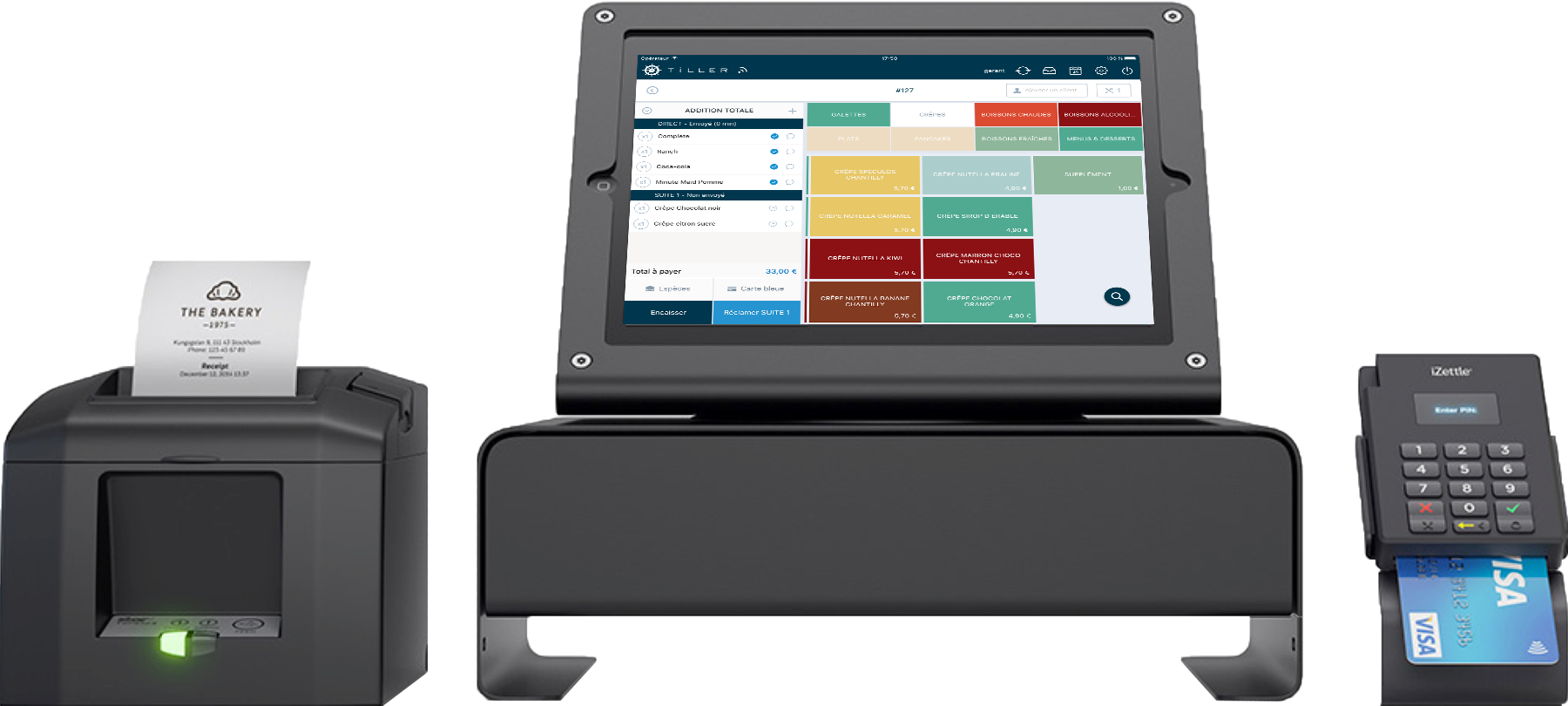 Tiller raises $13.9 million for its modern cash register