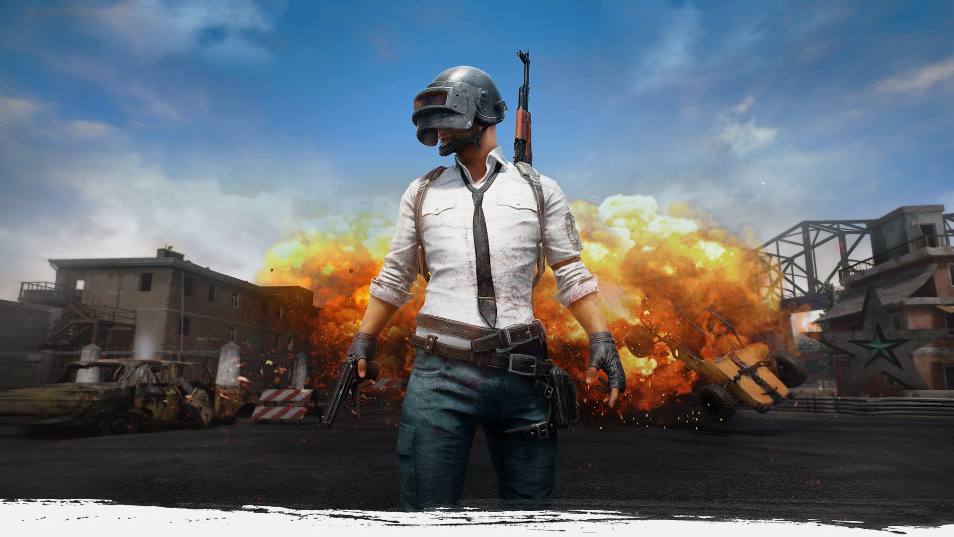 'PlayerUnknown's Battlegrounds' is on sale for $19.99 on Steam right now
