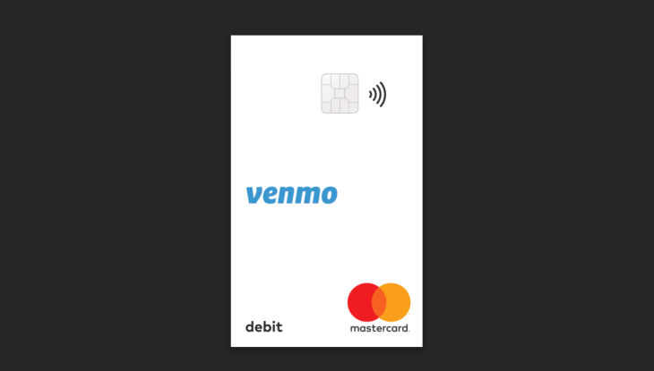 venmo card new