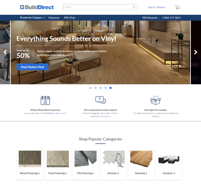 Online hardware store BuildDirect brings in new leadership as it refocuses on pros